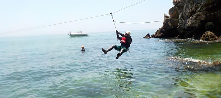 Coasteering Arrábida - 1 a 4 Pessoas | Experiência Inesquecível!