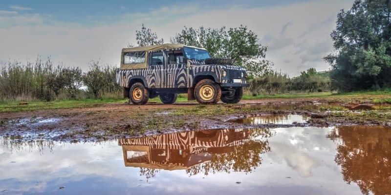 Aventura Total em Jeep Safari - Half Day Tour em Albufeira | 4 horas