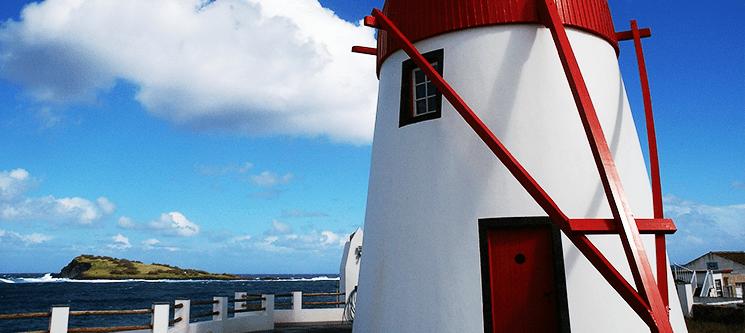Moinho Mó da Praia - Açores   1 ou 2 Noites em Moinho
