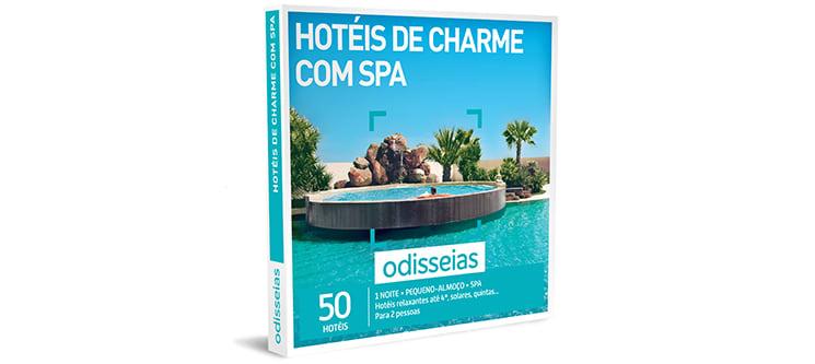 Hotéis de Charme com Spa | 50 Hotéis