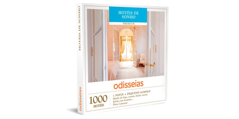 Hotéis de Sonho | 1000 Hotéis