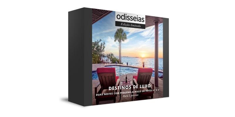 Destinos de Luxo | 250 Hotéis