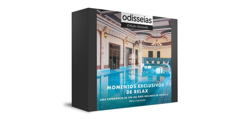 Momentos Exclusivos de Relax | 420 Experiências