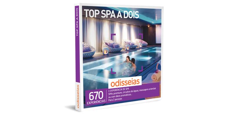 Top Spa a Dois   670 Experiências
