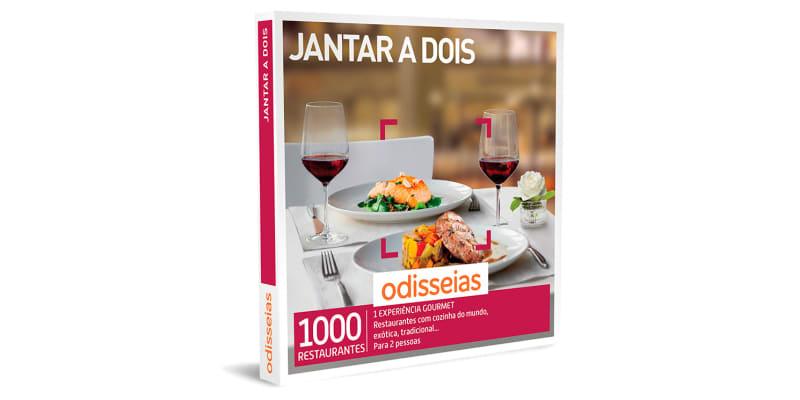 Jantar a Dois | 1000 Experiências