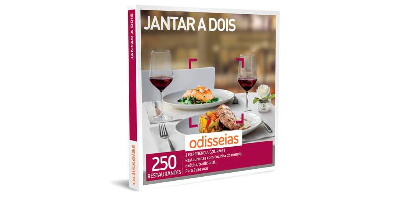 Jantar a Dois | 250 Experiências