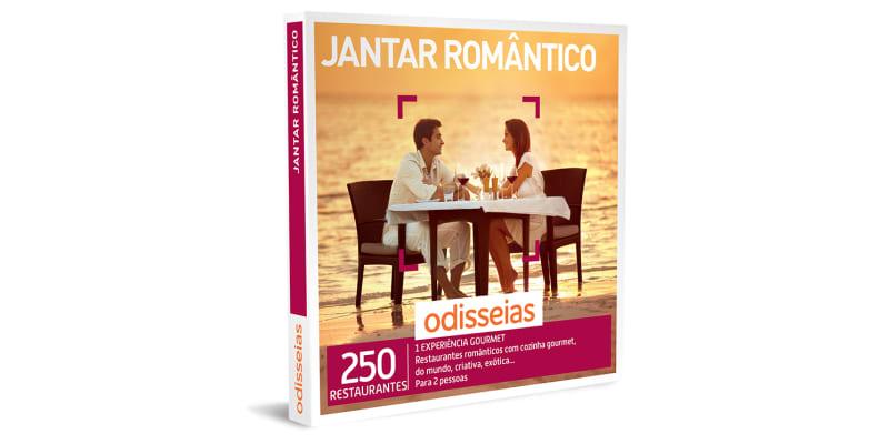 Jantar Romântico | 250 Experiências