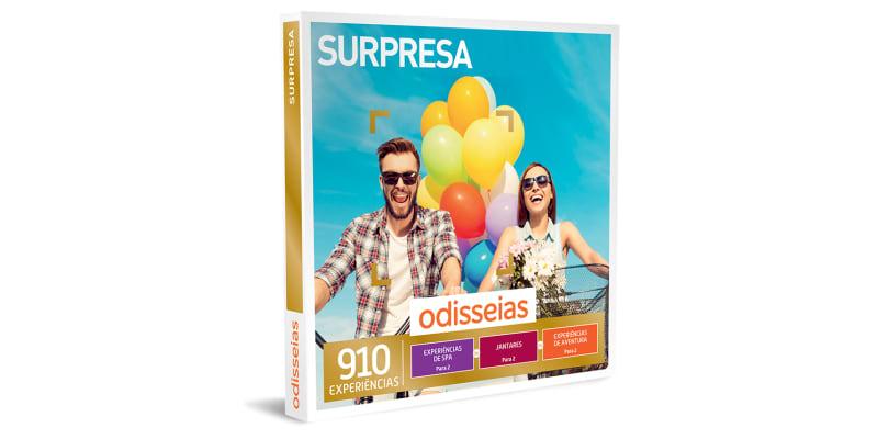 Surpresa | 910 Experiências