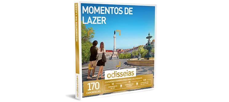 Momentos de Lazer | 170 Experiências