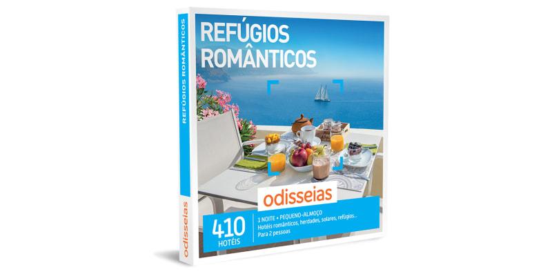 Refúgios Românticos | 410 Hotéis
