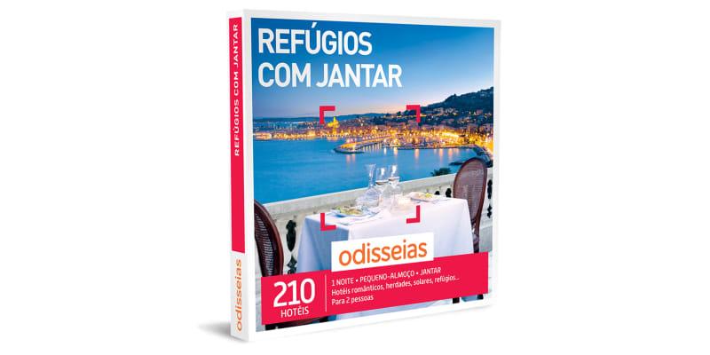 Refúgios com Jantar | 210 Hotéis