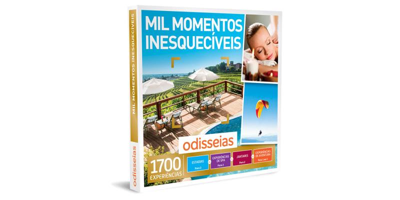 Mil Momentos Inesquecíveis | 1700 Experiências