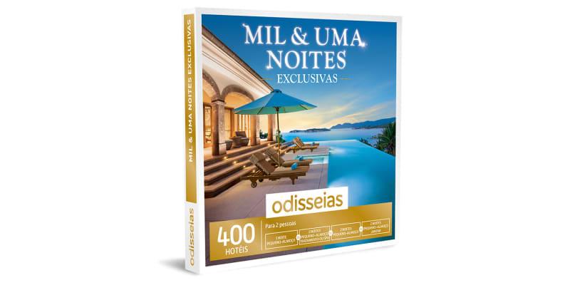 Mil & Uma Noites Exclusivas   400 Hotéis