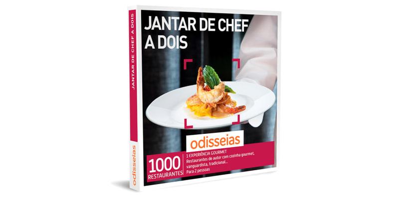 Jantar de Chef a Dois | 1000 Experiências
