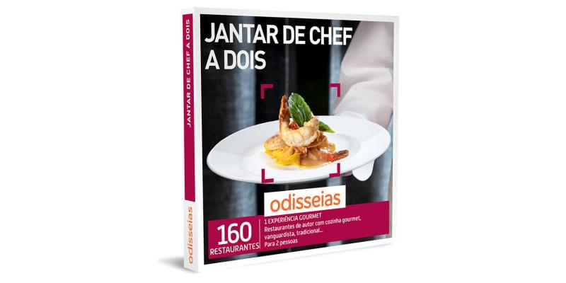 Jantar de Chef a Dois | 160 Experiências