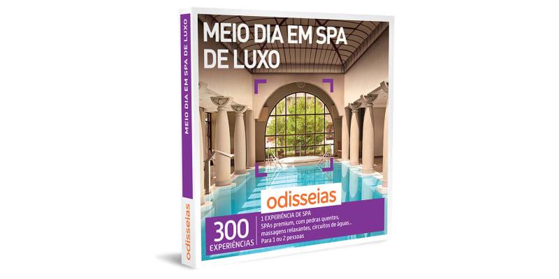 Meio Dia em SPA de Luxo | 300 Experiências