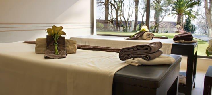 Especial para Dois: Massagem + Circuito + Ritual Chá | 2 Spa Satsanga