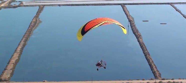 Aventura Exclusiva | Experiência de Voo - Trike Bilugar SkyXpedition