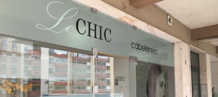 Estilo & Charme: Corte de Cabelo para Homem & Lavagem | Le Chic