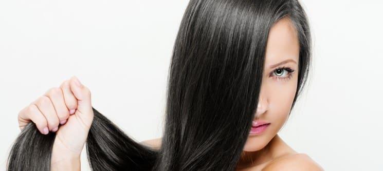 Botox ou Peeling Capilar + Brushing - Cabelos Fortes e Brilhantes | Gaia