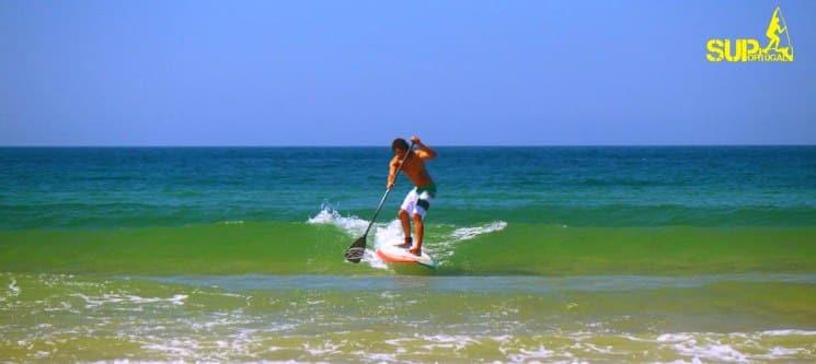 Baptismo de Stand Up Paddle na Caparica | Aventura Aquática de 1h30 para 1 ou 2 Pessoas
