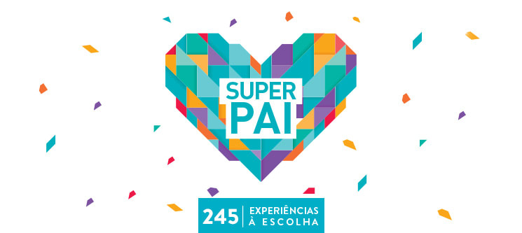 Super Pai | 245 Experiências à Escolha