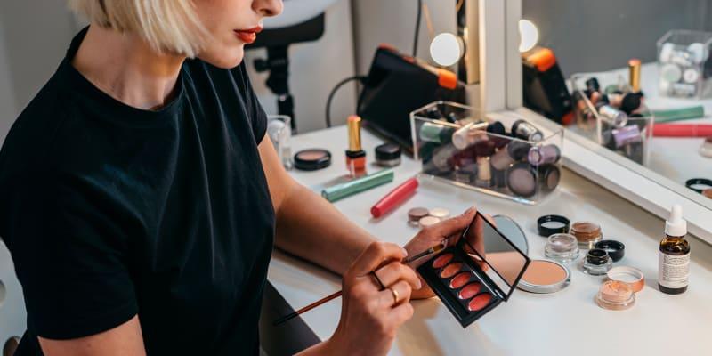 Workshop Online de Auto-Maquilhagem - 2 Horas | Lia Cardoso Make Up
