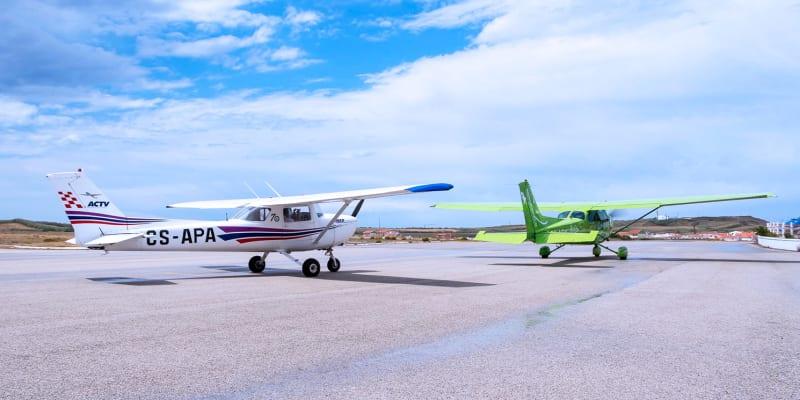 Curso de Introdução à Pilotagem - Teórico e Prático | Aeroclube de Torres Vedras