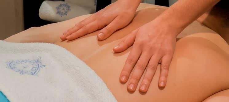Massagem de Relaxamento + Sauna e Banho Turco | Momento Exclusivo - 1h40 | Amoreiras