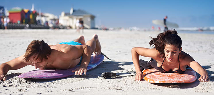 Aula de Surf em Grupo na Praia da Barra | 1 ou 2 Pessoas | Associação de Surf de Aveiro