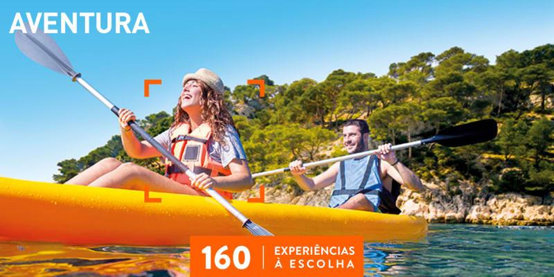 Aventura | 160 Experiências