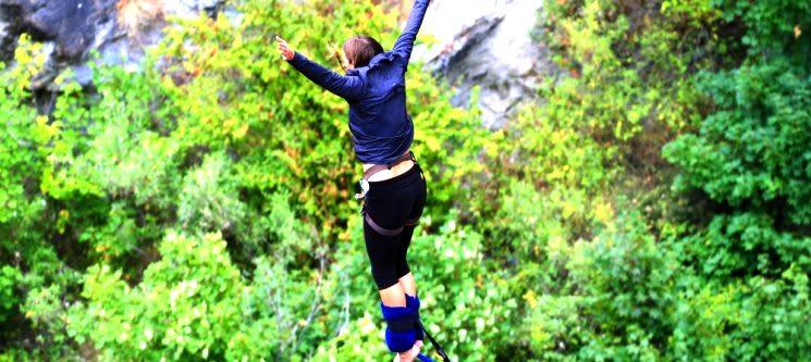 Salto Pendular para até 4 Pessoas | Adrenalina em Santa Maria da Feira