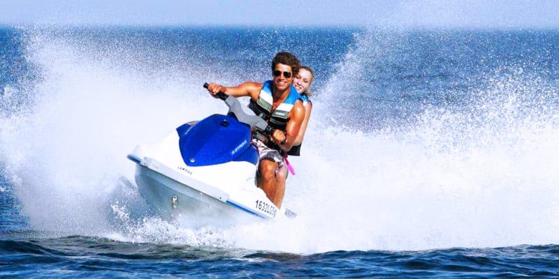 Moto de Água - Jetski! Top Adrenalina | 20 ou 30 Min. | Lagos