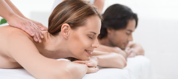 Love Ritual! Massagem Relax para Casais e Bombons - 1 Hora   Beleza Pura Amora