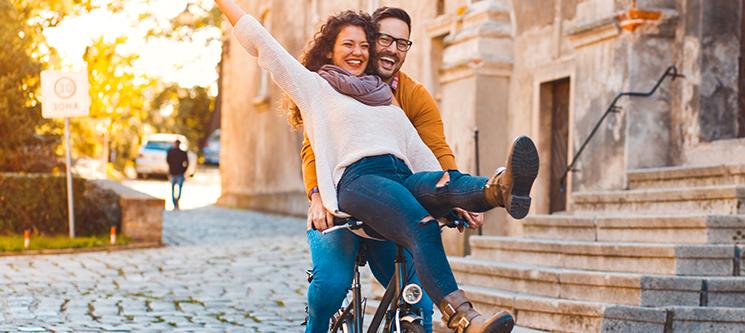 Aluguer de Bicicleta Eléctrica em Aveiro | 2 Horas de Passeio a Dois