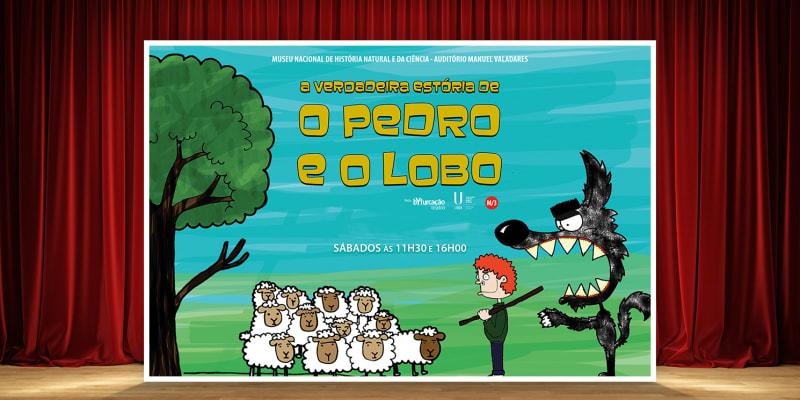«A Verdadeira Estória de O Pedro e O Lobo» | Museu Nacional de História Natural e da Ciência - Lisboa