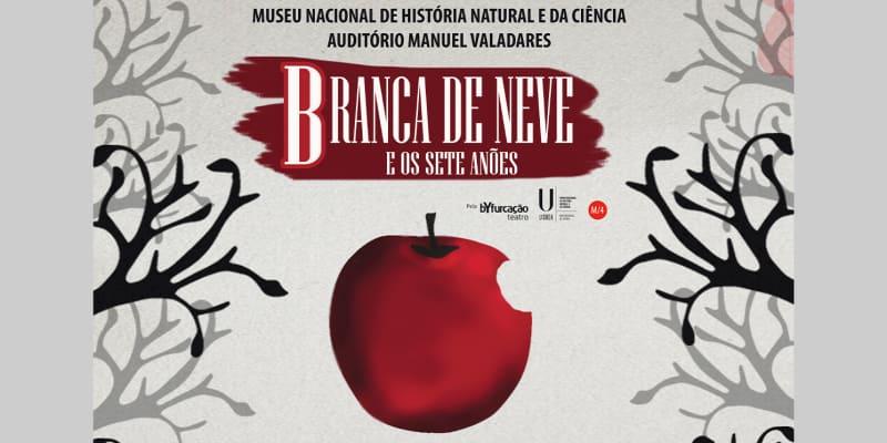 «A Branca de Neve e os Sete Anões» | Museu Nacional de História Natural e da Ciência - Lisboa