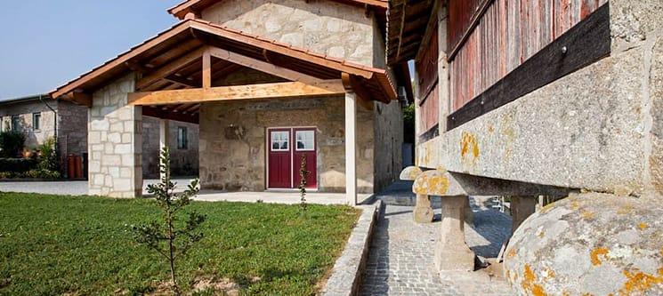 Casa de Romão - Braga| Estadia de 1 ou 2 Noites em Plena Natureza