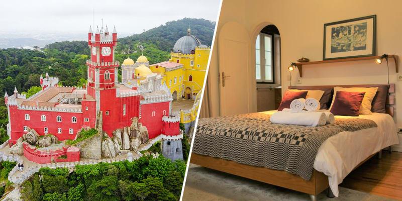 Casa do Valle - Sintra | Estadia com Opção Entradas Quinta da Regaleira ou Palácio da Pena