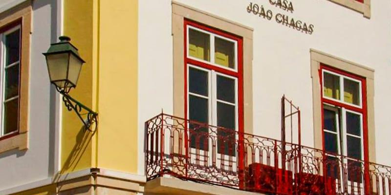 Casa João Chagas - Constância | Estadia à Beira Rio