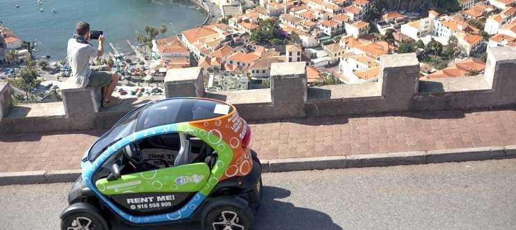 Pela Madeira a Dois | 1 Hora de Passeio em Carro Eléctrico c/ Rotas & GPS