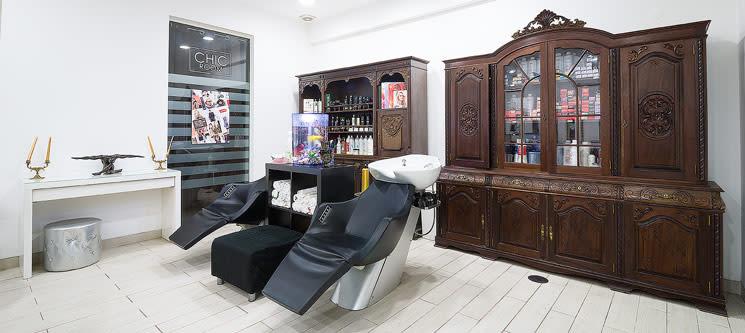 Para Homens: Corte Cabelo + Lavagem + Champô + Manicure Tradicional   Lisboa