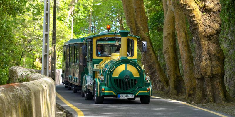 Comboio Turístico de Sintra - Uma Viagem Única pela Vila dos Mil Encantos!