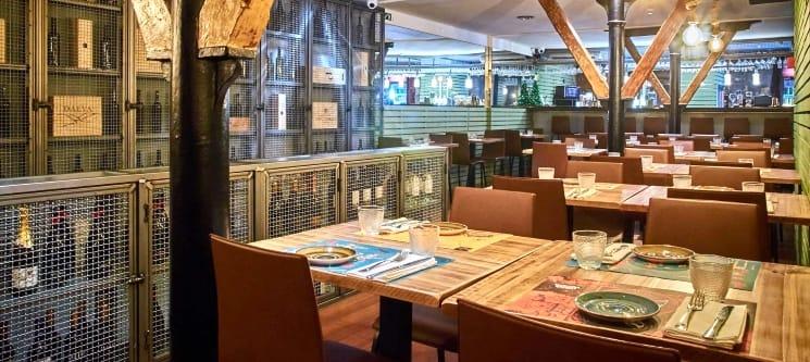 Sabores da América para Dois no Restaurante Contrabando | Santos