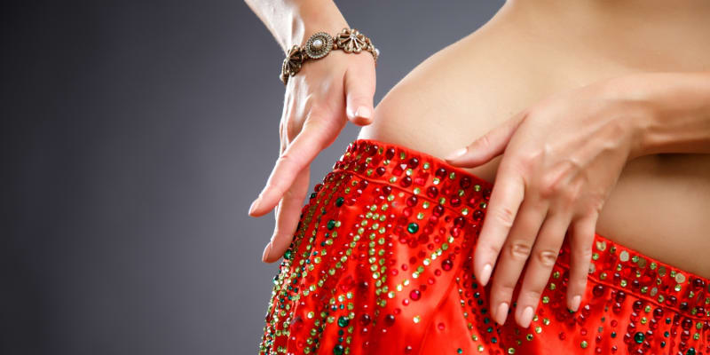 Dança Oriental - 1 Mês de Aulas | Dance´Art - Sintra