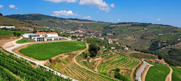 Hotel Douro Scala 5* | Fuga Romântica c/ Noite & Spa