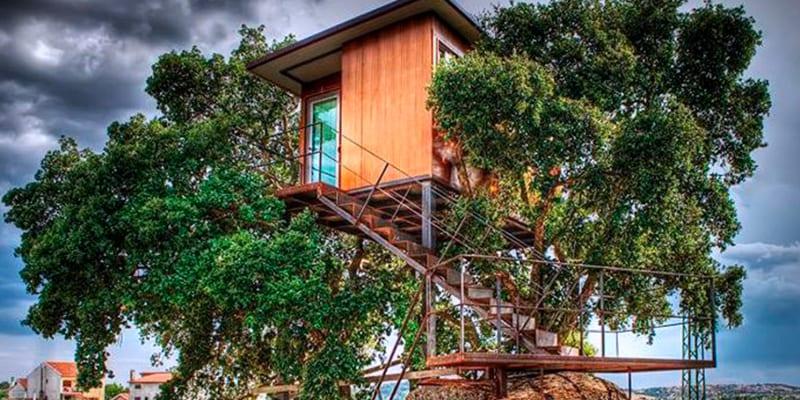 Encostas do Côa | Estadia na Natureza em Casa na Árvore