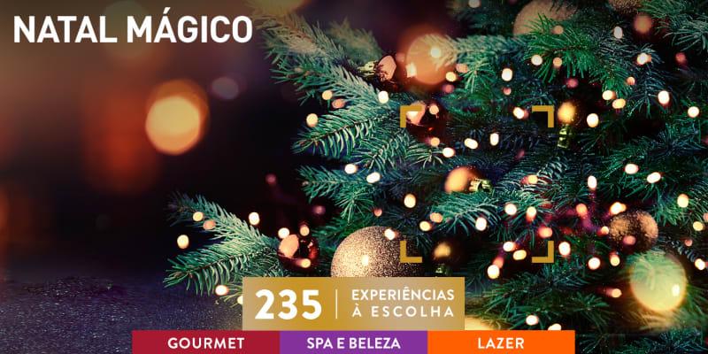 Natal Mágico | 235 Experiências à Escolha