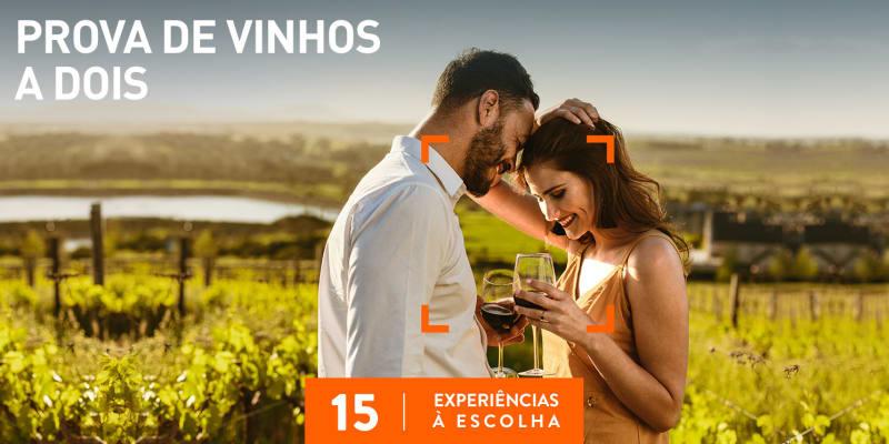 Prova de Vinhos a Dois | 15 Locais à Escolha