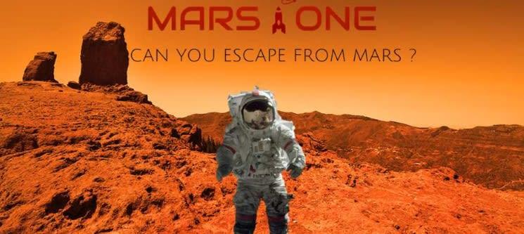 Missão 'Mars One' Escape Game para Dois | Escape Adventures - Porto
